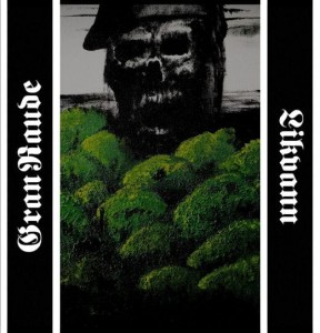 LIKVANN / GRANRAUDE - Split (CD)