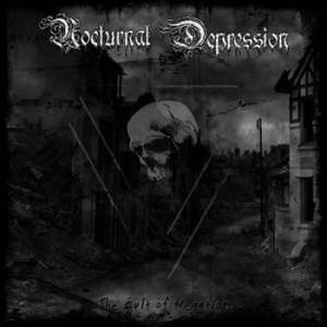 NOCTURNAL DEPRESSION - The Cult Of Negation (LP)