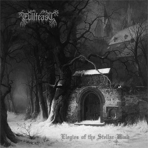 EVILFEAST - Elegies of the Stellar Wind (2LP)