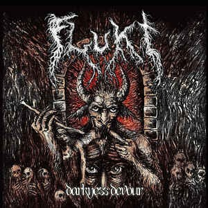 FLUKT - Darkness Devour (LP)