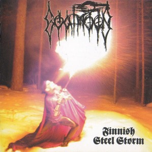 GOATMOON - Finnish Steel Storm (LP)