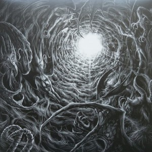 TEMPLE DESECRATION - Whirlwinds of Fathomless Chaos (LP)
