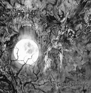 BAPTISM - The Beherial Midnight (LP)