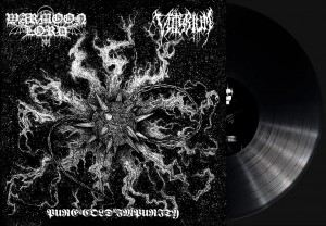 WARMOON LORD  & VULTYRIUM - Pure Cold Impurity (LP) (BL)