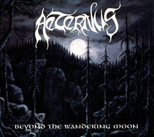 AETERNUS - Beyond The Wandering Moon (DigiCD)