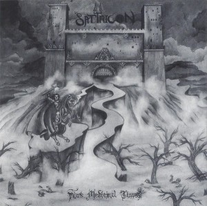 SATYRICON - Dark Medieval Times (CD)