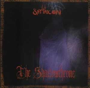 SATYRICON - The Shadowthrone (CD)