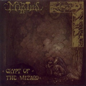 MORTIIS - Crypt Of The Wizard (CD)