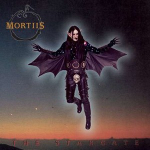 MORTIIS - The Stargate (CD)