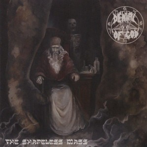 DENIAL OF GOD - The Shapeless Mass (CD)