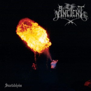 ANCIENT -  Svartalvheim (LP) (yellow)