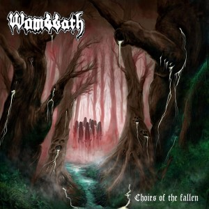WOMBBATH -  Choirs Of The Fallen (LP) (brown)