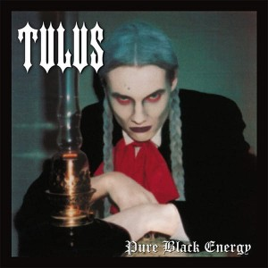 TULUS -  Pure Black Energy (LP)
