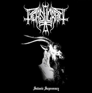 BEASTCRAFT -  Satanic supremacy (LP)