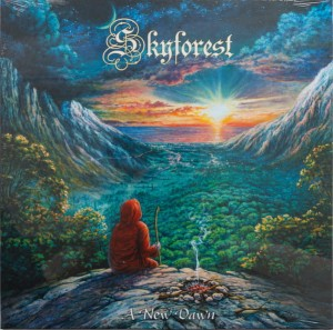 SKYFOREST - A New Dawn (LP) (clear)