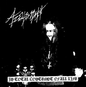 AZELISASSATH - In Total Contempt of all Life (CD)