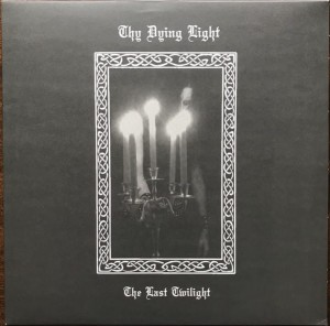 THY DYING LIGHT - The Last Twilight (LP)
