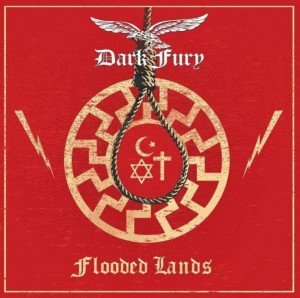 DARK FURY - Flooded Lands (LP)