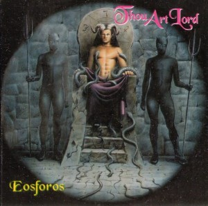 THOU ART LORD - Eosforos (CD)