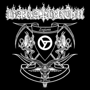 BARATHRUM - Legions Of Perkele (LP) (clear)