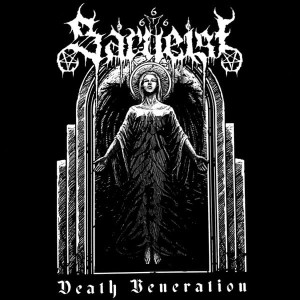 SARGEIST - Death Veneration (CD)