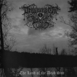 DROWNING THE LIGHT  - The Land of the Dead Sun (CD)
