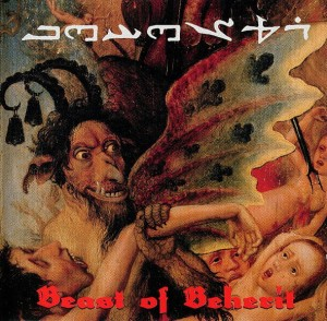 BEHERIT - Beast Of Beherit (CD)
