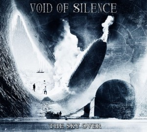 VOID OF SILENCE - the Sky Over (DigiCD)