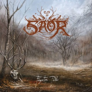 SAOR - Forgotten Paths (LP)