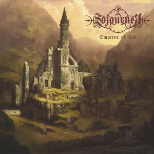 SOJOURNER - Empires Of Ash (2LP)