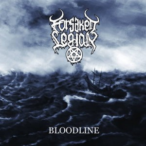 FORSAKEN LEGION - Bloodline (CD)