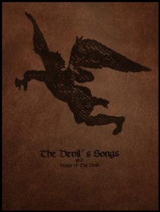 CINTECELE DIAVOLUI - The Devil's Songs I (A5DigiCD)