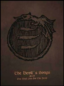 CINTECELE DIAVOLUI - The Devil's Songs II (A5DigiCD)
