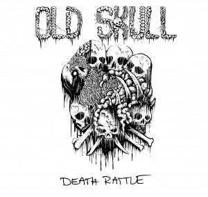 OLD SKULL - Death Rattle (DigiCD)