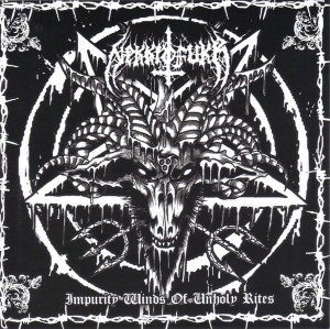 NEKKROFUKK - Impurity Winds of Unholy Rites (LP)