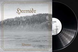 HERMODR - Vinter LP (black)
