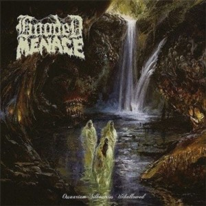 HOODED MENACE - Ossuarium Silhouettes Unhallowed (CD)