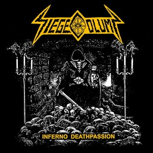 SIEGE COLUMN - Inferno Deathpassion (CD)
