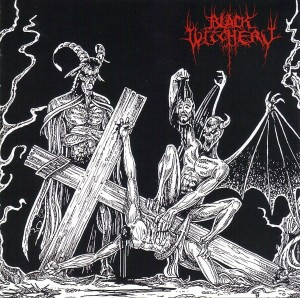 BLACK WITCHERY - Desecration Of The Holy Kingdom (CD)