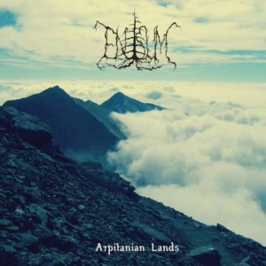 ENISUM - Arpitanian Lands (CD)