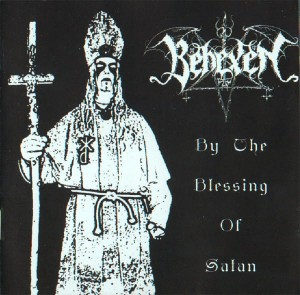 BEHEXEN - By The Blessing of Satan (CD)