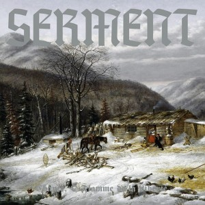 SERMENT - Chante, O Flamme ... (CD)