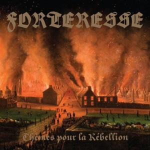FORTERESSE - Themes pour la Rebellion (CD)