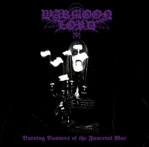 WARMOON LORD - Burning Banners of the Funereal War (CD)