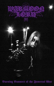 WARMOON LORD - Burning Banners of the Funereal War (MC) (reissue)