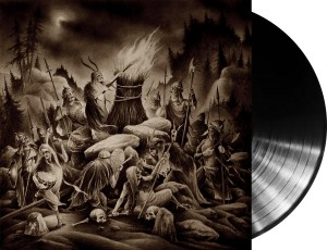 THURTHUL -  Fury of Ancient Race (LP)