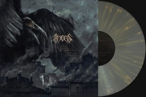 KHORS  - Where the Word Acquires Eternity (LP)(grey/mustard)