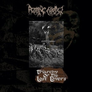 ROTTING CHRIST - Triarchy Of The Lost Lovers (LP) (CLEAR)