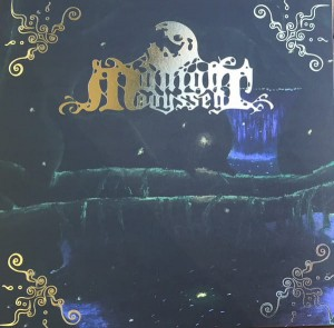 MIDNIGHT ODYSSEY - The Forest Mourners (LP)