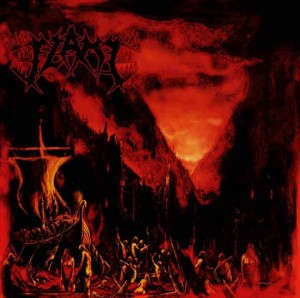 FLAME - March Into Firelands (LP)